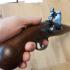 Flintlock Pistol print image