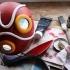San's Mask, Princess Mononoke Cosplay image