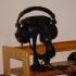 Headphone Headset Cradle Stand image