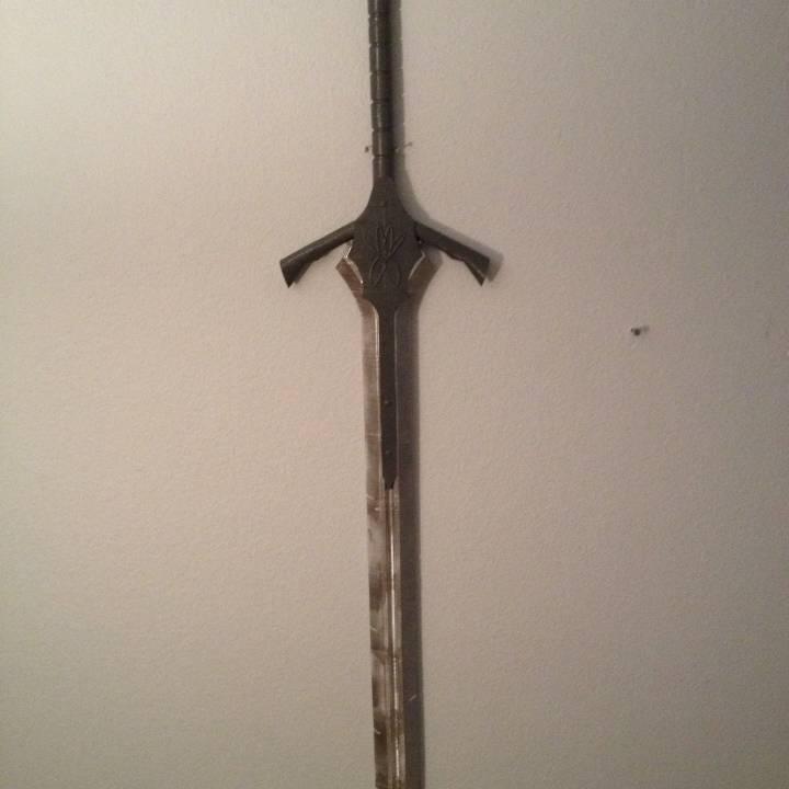 Dark Souls 3: Farron Greatsword
