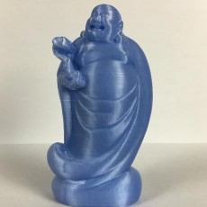 Picture of print of The Laughing Buddha