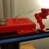 Rapide Lite/XL Raspberry Pi WebCam Camera Holder System print image