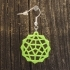 Earrings Dodecaicosahedron 1.1 image