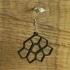 Earrings Cairo pentagonal tiling 2 image