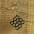 Earrings Cairo pentagonal tiling 4 image