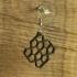 Earrings Cairo pentagonal tiling 4.1 image