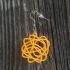 Earrings lacing 3 image