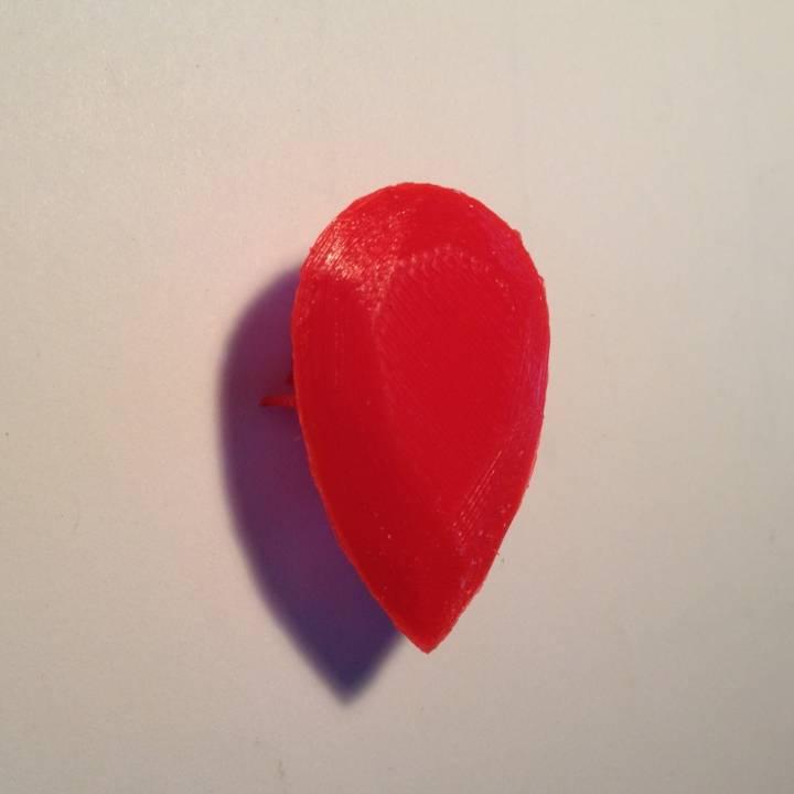 Pear Gemstone