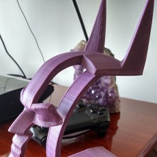 Picture of print of Batman Headset Stand