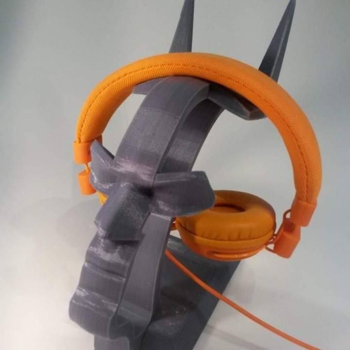 Batman Headset Stand