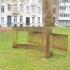 Uknown Sculpture in Citadelpark, Ghent image