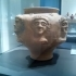 Vase deocrated with Busts at The Grand Curtius Liege, Belgium image