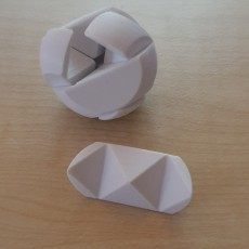 Picture of print of Puzzle Ball