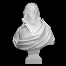 Bust of General Napoleon Bonaparte at The Grand Curtius Liege, Belgium