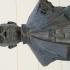 Iuliu Hossu bust in Alba Iulia, Romania image