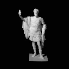 Septimius Severus at The Lapidarium, Alba Iulia