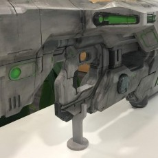 3D Printable DOOM - BFG Whole by Bethesda UK