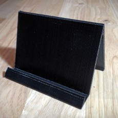 Picture of print of Simple Rack Card Holder