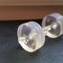 dumbbells (Bracelet, Pendant and Earrings) image