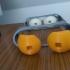 Bender - Futurama - Glasses print image