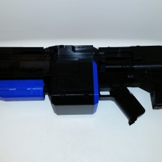 Picture of print of Doom - Heavy Assault Rifle