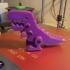 Robber Rex Robot image