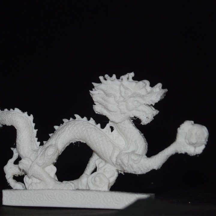 Picture of print of Dragon This print has been uploaded by david marcano