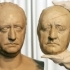 Lifemask of Johann Wolfgang von Goethe at The Kunst Historiches Museum, Austria image