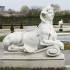 Sphinx at the Schlossgarten Belvedere image