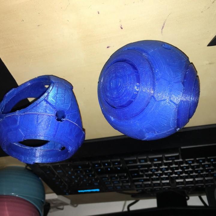 Zenyatta's Spheres