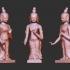 Bodhisattva at The Kiev Museum of Western and Oriental Art, Ukraine image
