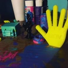 MOV X Zircon Venturez Robo Hand