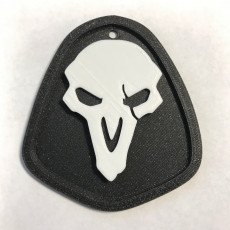 Picture of print of Reaper Keychain (Overwatch)