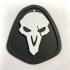 Reaper Keychain (Overwatch) print image