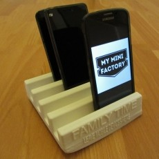 Family Time - Mobile Device Holder