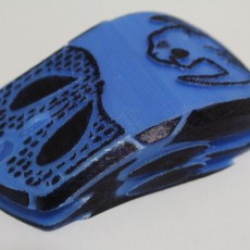 Picture of print of Roccat Blazor mouse