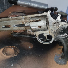 Picture of print of Fallout 4 - Kellogg's Pistol This print has been uploaded by Janek Przeklasa