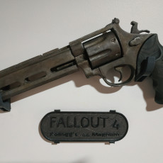 Picture of print of Fallout 4 - Kellogg's Pistol