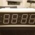 Raspberry Pi Zero Clock image