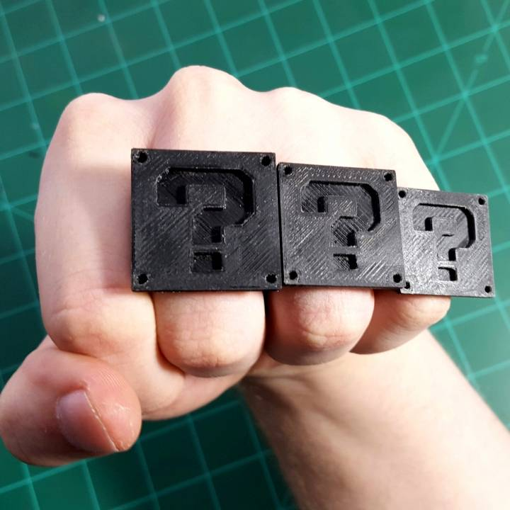 Question Block Ring
