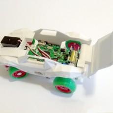 RC Car 3DRacers - Corvette