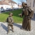 Monk and Child (Monk) in Alba Iulia, Romania image