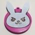 D.Va Bunny logo Keychain image