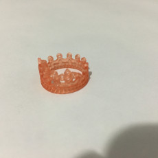 Picture of print of princess Crown Fashion Band This print has been uploaded by Meu3D com