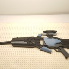 Picture of print of Overwatch- Widowmaker Sniper Rifle