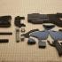 Overwatch- Widowmaker Sniper Rifle print image