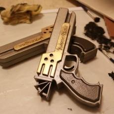 FFX-2 Yuna's Tiny Bee Gun