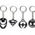 Superhero Keychains image