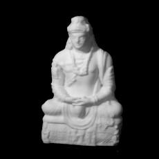 Bodhisattva Maitreya at The State Hermitage Museum, St Petersburg