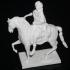 Louis XIV on Horseback at The Kiev Museum of Western and Oriental Art, Ukraine image